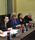 Meeting with Gender Equality Council