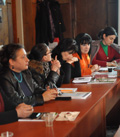 Problems of Women from Samegrelo - Meeting in Zugdidi